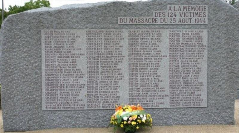 commémoration Maillé