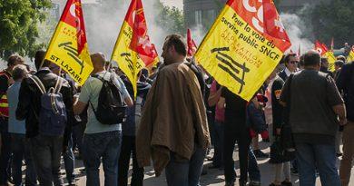 Les cheminots poursuivent la lutte dès le 18 septembre