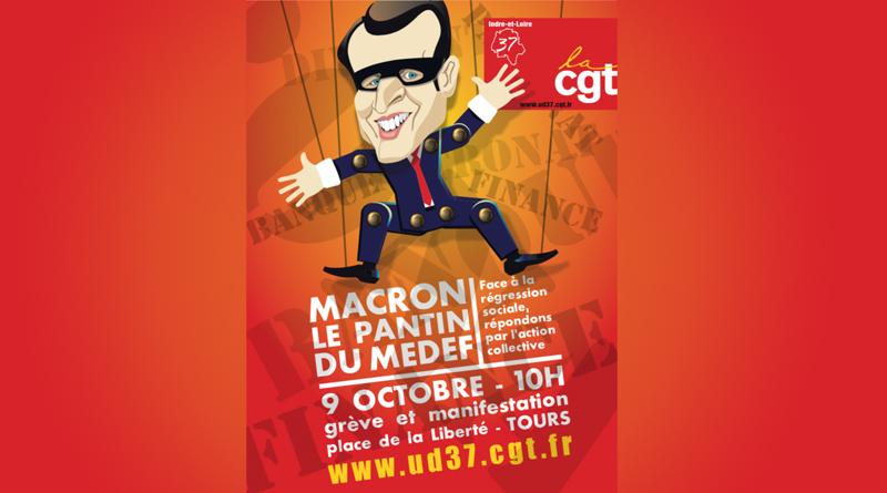 CGT 9 Octobre 2018