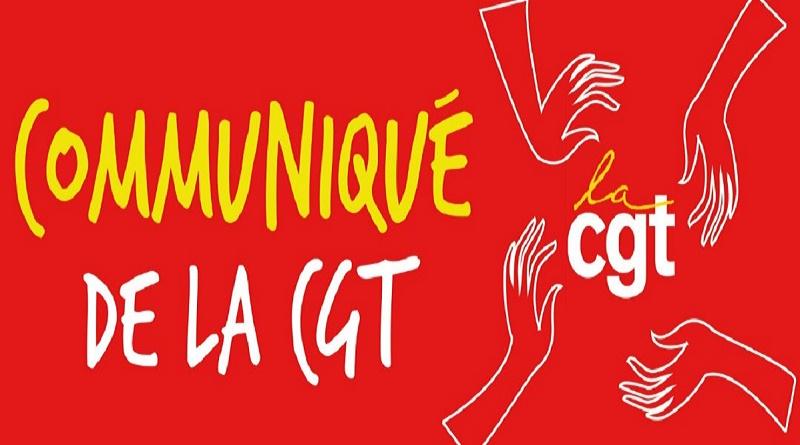 communiqué CGT