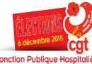 élections Fonction Publique Hospitalière CGT CHU Tours