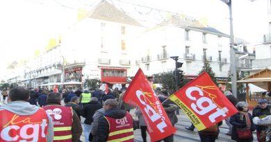 Grande Journée d'action le 14 Décembre et toujours mobilisés le 18 décembre
