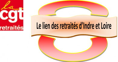 Le lien des retraités d'Indre et Loire. N°23- Octobre  2020.