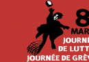 #8mars15h40: L'heure des comptes. Agissons pour l'égalité