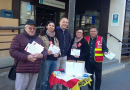 distribution 14 mai CAF UL CGT Tours