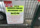 Contre la  fermeture de l'accueil des particuliers au centre des impôts d'Amboise