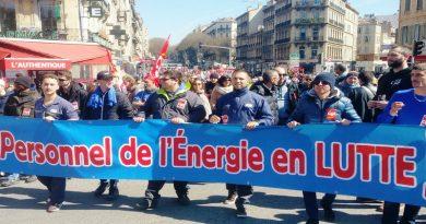 communiqué fédéral Energie CGT 37 Action du 24 septembre 2019