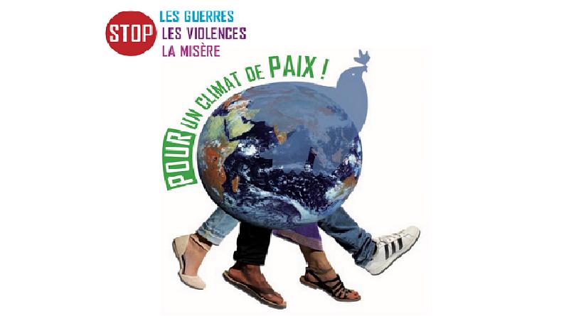 marche pour la paix CGT 37