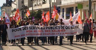 Finances Publics : Reculer pour mieux sauter… L'intersyndicale appelle les agents à la grève le 16 septembre !