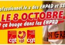 action Ehpad ud cgt 37 8 octobre 2019