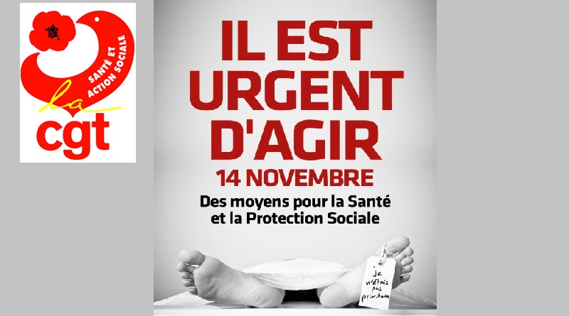 laction 14 novembre UD CGT 37