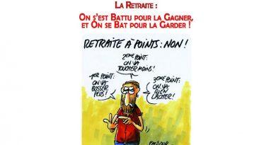 manifestation Bléré 6 février 2020