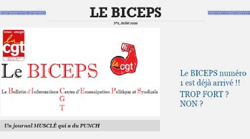 BICEPS CGT n°1