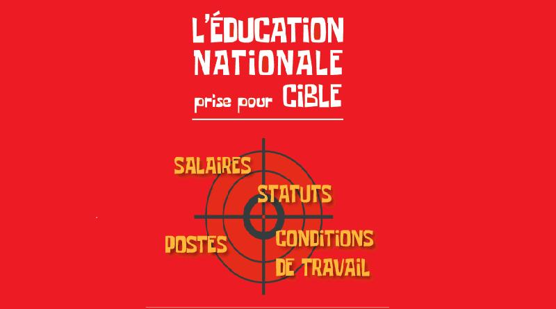 action du 26 janvier 2021 éducation nationale UDCGT 37