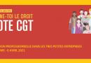 Election TPE: Interview de notre candidate CGT sur l'Indre et Loire