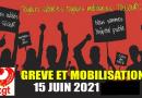 action du 15 juin 2021 USD CGT 37